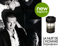 NEW from YSL La Nuit L'Homme